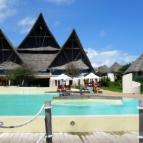 Baller resort with infiniti pool