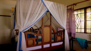Room with Queen Bed at Sazani Beach Resort Zanzibar Tanzania | The Girl Next Door is Black