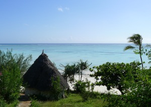 Beach View Room at Sazani Beach Resort Zanzibar Tanzania | The Girl Next Door is Black