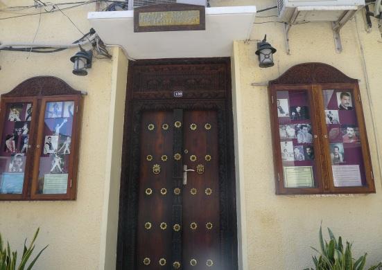 Freddie Mercury Museum Zanzibar | The Girl Next Door is Black
