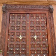 The only Hindu temple in Zanzibar