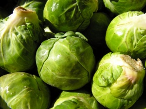 Erm...how do you imitate Brussels Sprouts? | photo cr: Barbara L. Hanson, flickr.com