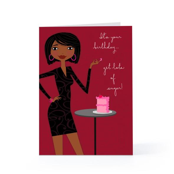 From Hallmark's Mahogany line | photo cr: hallmark.com