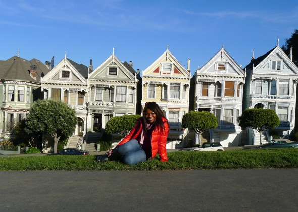 With The Painted Ladies