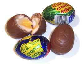 Grossest Easter candy | Photo cr: wikipedia