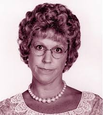 Vicki Lawrence as Thelma Harper in 'Mama's Family'