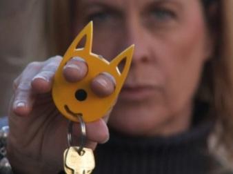 Cat Self-Defense Keychain Photo cr: tactical-life.com
